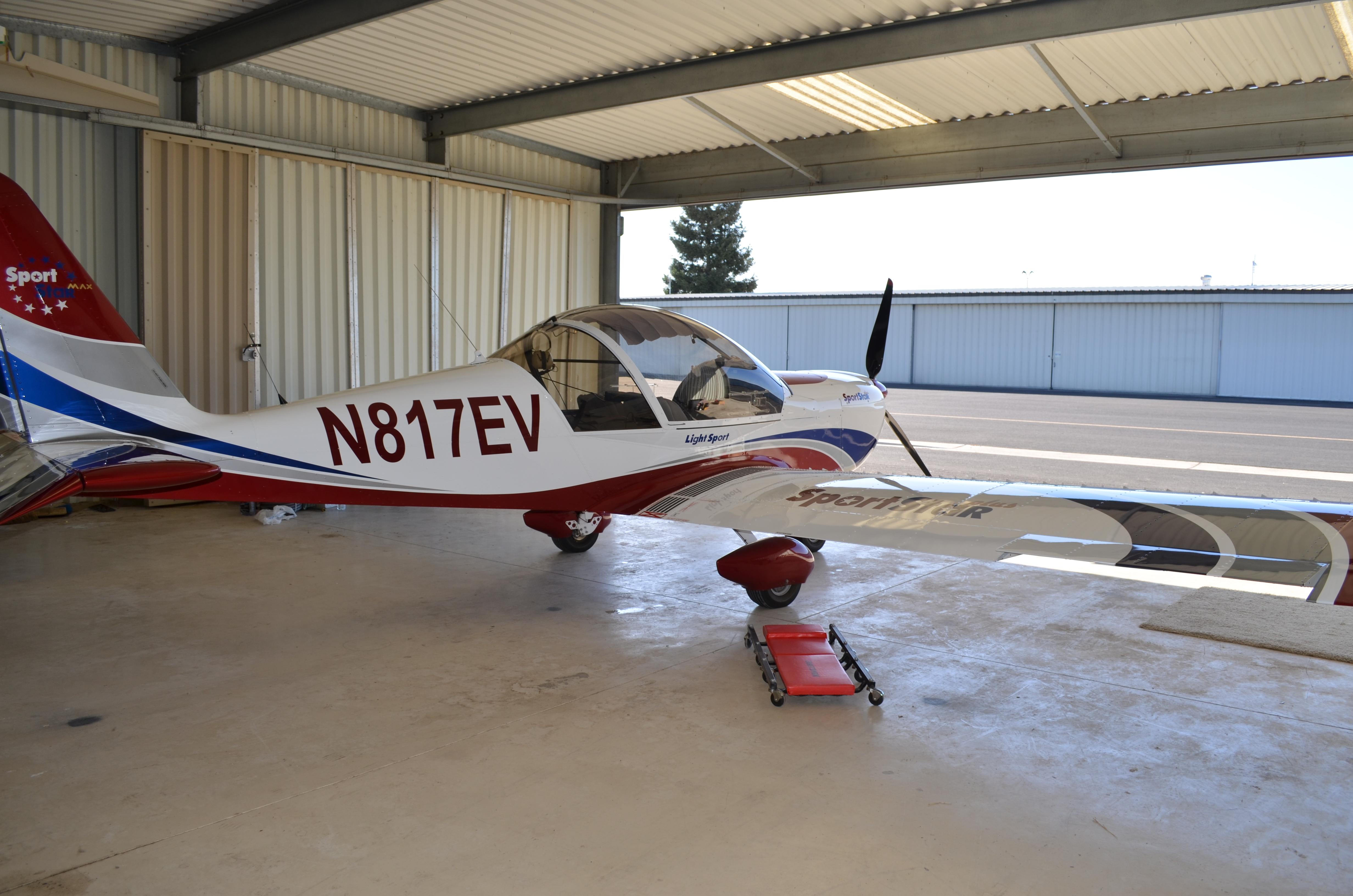 Hangar for Sale in Porterville, CA