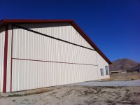 Hangar for Rent in LANCASTER, CA