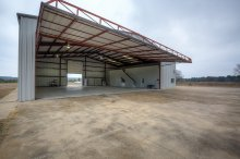 Hangar for Sale in Hawkins