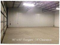Hangar for Rent in Stockton, CA